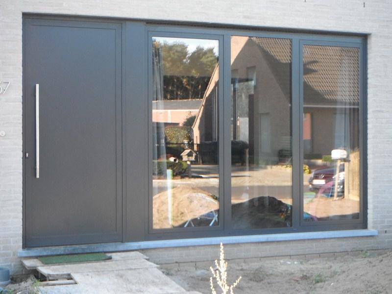 aluminium ramen en deuren antwerpen 88