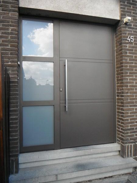 aluminium ramen en deuren antwerpen 86