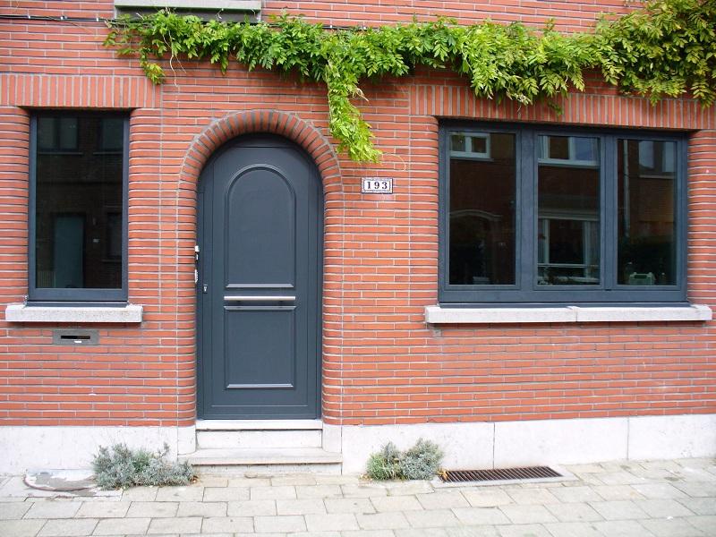 aluminium ramen en deuren antwerpen 95